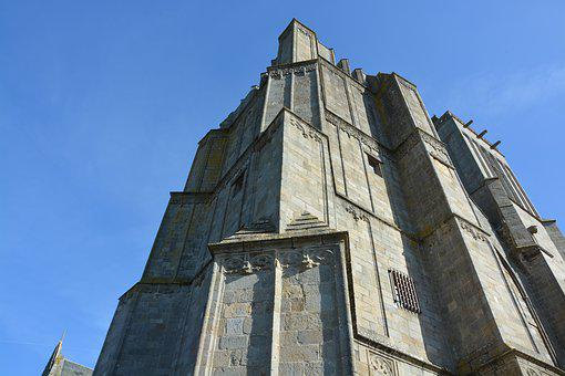 Cathedral, Dol Bretagne, Tourist Town