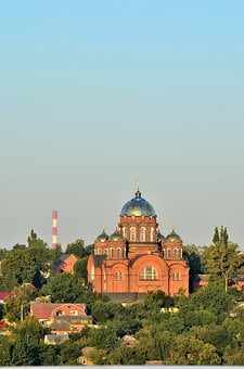 Dome, Church, Reconstruction, The Orthodox Church