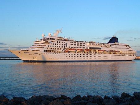 Ship, Travel, Cruise Ship, Holiday, Tourism