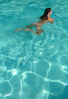 Summer, Swimming Pool, Water, Holidays, Recreation