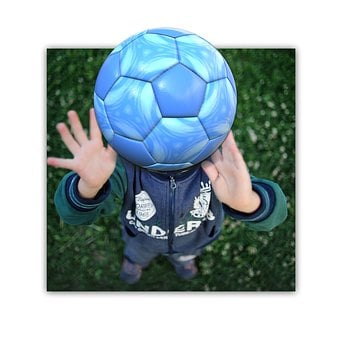 Ball, Soccer, Football, Soccer Ball, 3d, Game, Play