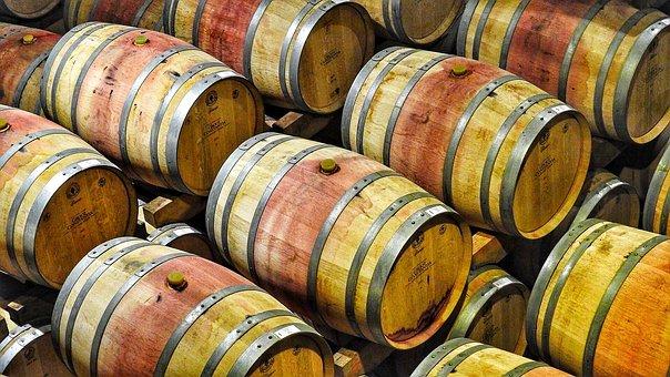 Wine, Barrels, Wine Barrels, Red Wine, Groot Constantia