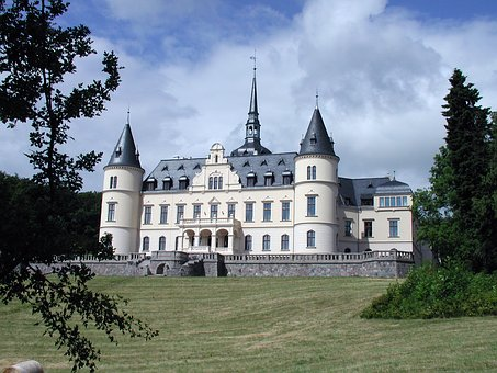 Castle, East Germany, Germany, Worth Seeing