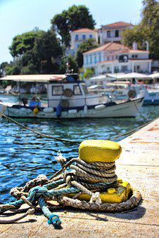 Port, Anchor, Ship, Lake, Boot, Shipping, Maritime