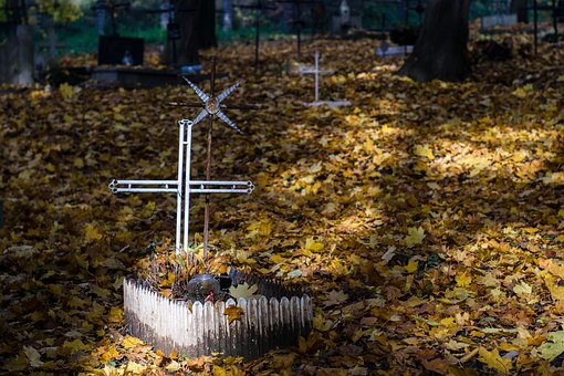 Cemetery, The Tomb Of, Tombstone, Cross