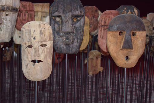Mask, Art, Craft, Performing Arts, Mysteriously, Venice