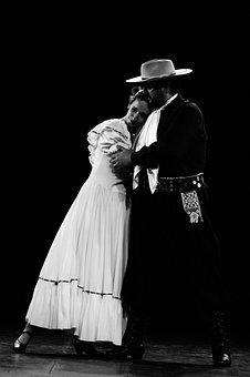 Dance, Folklore, Argentina, Ballet, Dancing