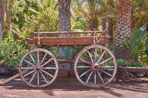 Dare, Wood, Wagon Wheel, Wheels, Wooden Wheel