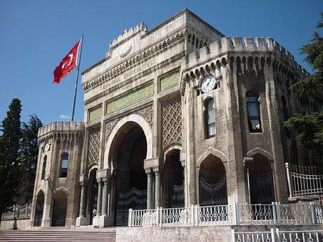 Turkey, Istanbul, University