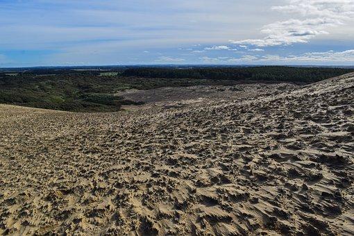 Dune, Sand Landscape, Nature, Landscape