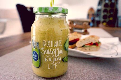 Smoothie, Healthy Eating, Juicing, Juice