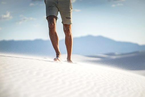Dunes, Sand, New Mexico, Southwest, White Sands