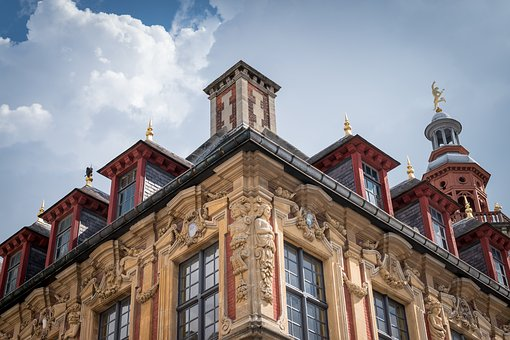 Lille, Architecture, North, Old Stock Exchange