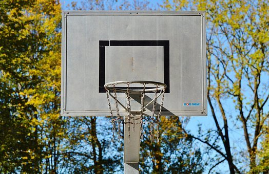 Basketball Hoop, Basketball, Ball Sports, Basket, Sport