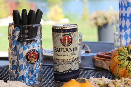 Oktoberfest, Beer, Bavaria, Drink, Traditionally