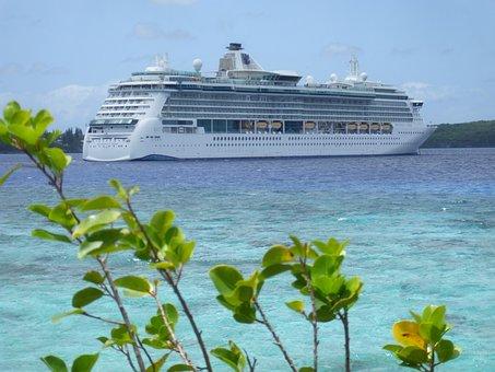 Cruise Ship, Ship, Cruise, Travel, Sea, Vacation