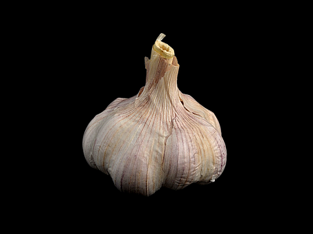 Garlic, Tuber, Herb, Spice, Food, Cook, Season