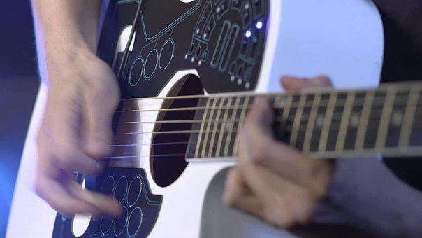 Acoustic, Guitar, Online