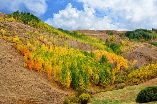Turkey, Nature, Landscape, Kaçkars, Natural Turkey
