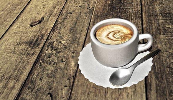 Coffee, The Drink, Wood, Caffeine, Teacup, Fresh