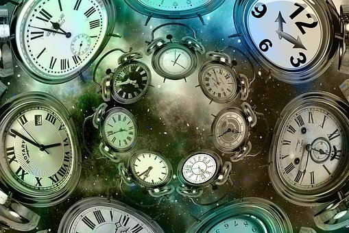 Time, Clock, Alarm Clock, Time Of, Business