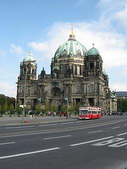Berlin Cathedral, Berlin, Dom, Capital, Building
