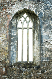 Window, Church, Church Window, Architecture, Facade