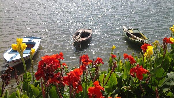 Fortress, Fortim, Ceara, Boats, Beach, Fishing, Mar