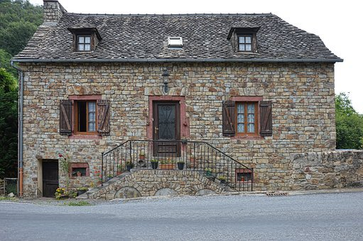 Old House, Old Houses, Old Village, French Village