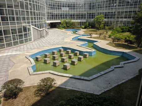 Campus, Guilin University Of Electronic Technology