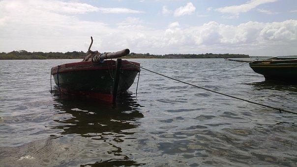 Boats, Navigation, Leisure, Love, Nature, Holidays