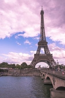 Paris, Eiffel Tower, Sightseeing, Landmark, France