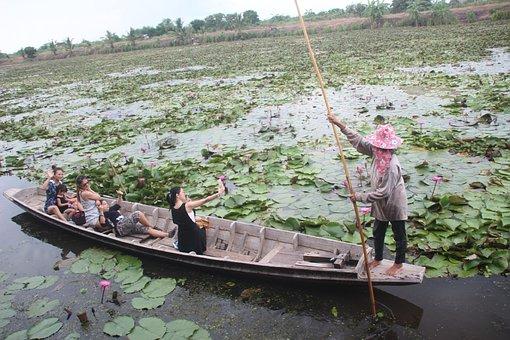 Ship, Thung Bua Daeng, Lotus