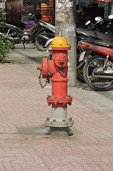 Water Tool, Red, Water, Equipment