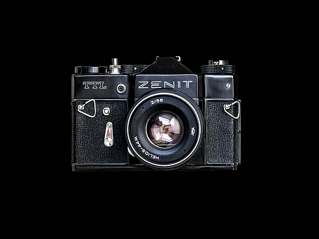 Camera, Zenith, Russian Camera, Old Camera