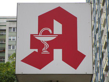 Apothecke, Logo, Characters, Symbol, Bless You, Healthy