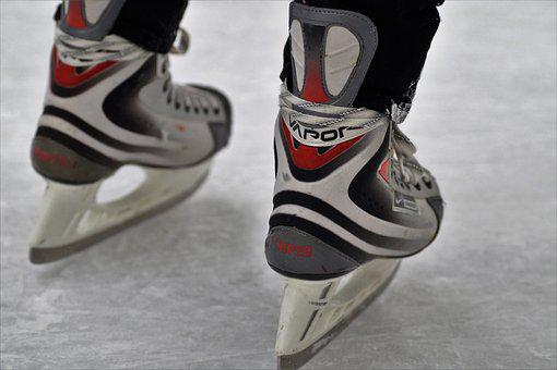 Skates, Polar Area, The Blade, The Ice Rink, Ice