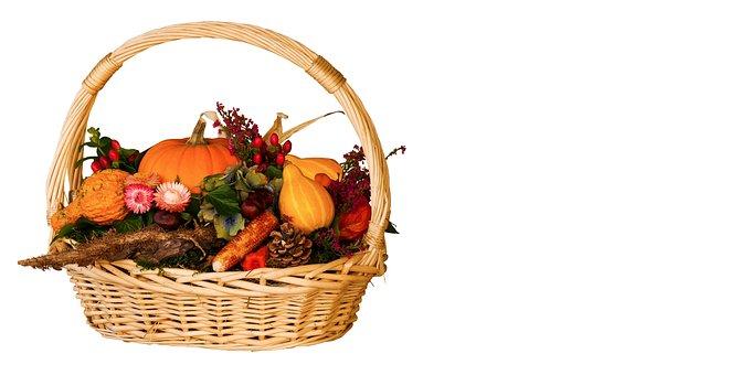 Autumn, Harvest, Thanksgiving, Autumn Decoration