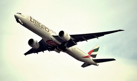 Emirates, B777, B777300er, Ltba, Sky, Istanbul, Airline