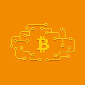 Bitcoin, Cloud, Circuit, Electronic, Electronic Circuit