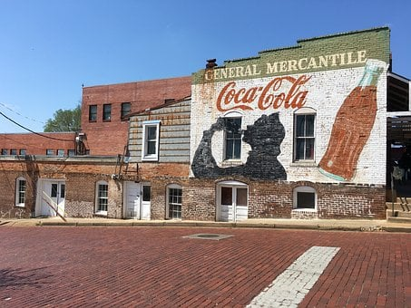 Coke Cola, Texas, Oldest City In Texas, Nacogdoches