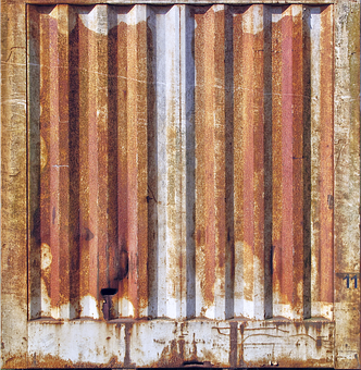 Container, Background, Rusty, Metal, Detail, Structure