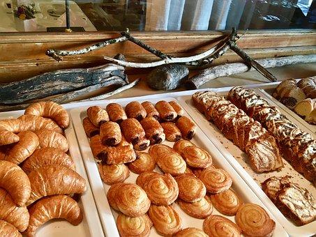Bread, Breakfast, Vegan, Eat, Food, Frisch