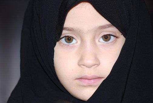 Little, Girl, Face