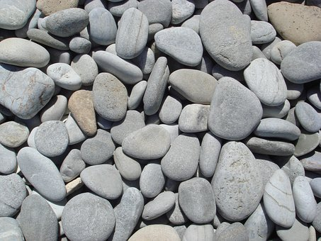 Stones, Beach, Smooth, Sea, Rocks, Ocean, Pebbles