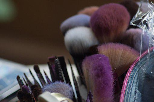 Makeup, Pincel, Maquiagem, Paintbrush, Fashion, Brush