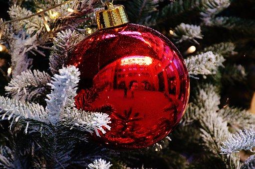 Christmas, Christmas Balls, Christbaumkugeln, Deco