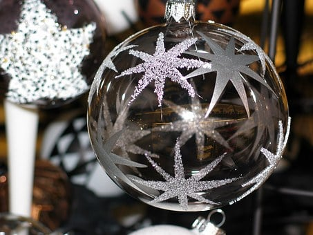Christmas Bauble, Christmas, Christmas Ornaments