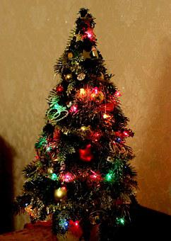 Christmas, Christmas Tree, Decoration, Festival