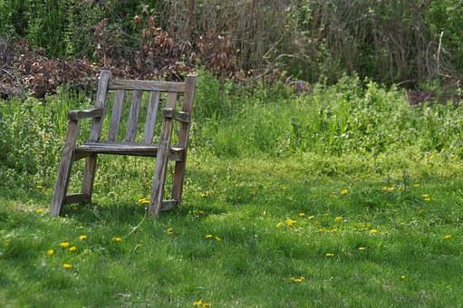 Relaxation, Simplicity, Minimal, Chair, Old Chair